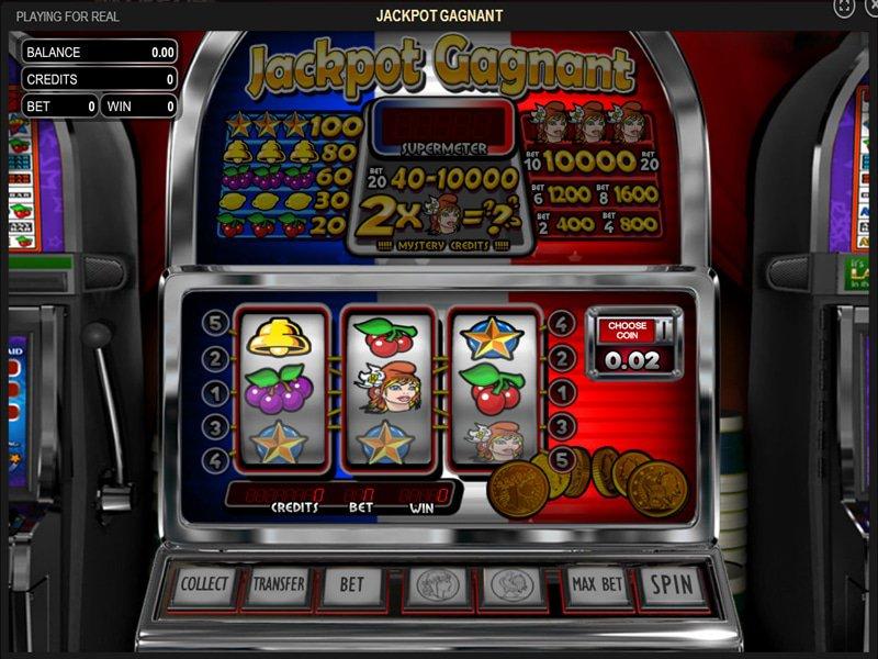 Jackpot Gagnant - apercu
