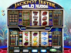 Jackpot Jester Wild Nudge - apercu
