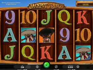 Jackpot Rango - apercu