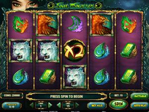 Jade Magician - apercu