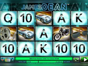 James Dean - apercu