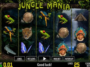 Jungle Mania HD - apercu