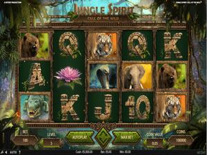 Jungle Spirit: Call of the Wild - apercu