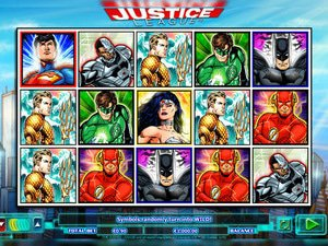 Justice League - apercu