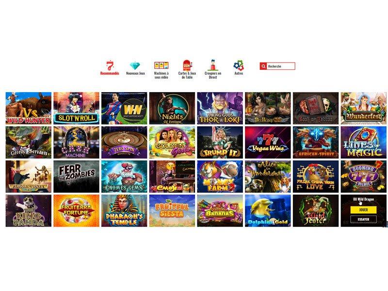 14Red Casino - apercu de logiciel