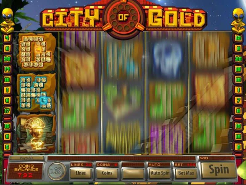 Atlantis Gold Casino - apercu de logiciel