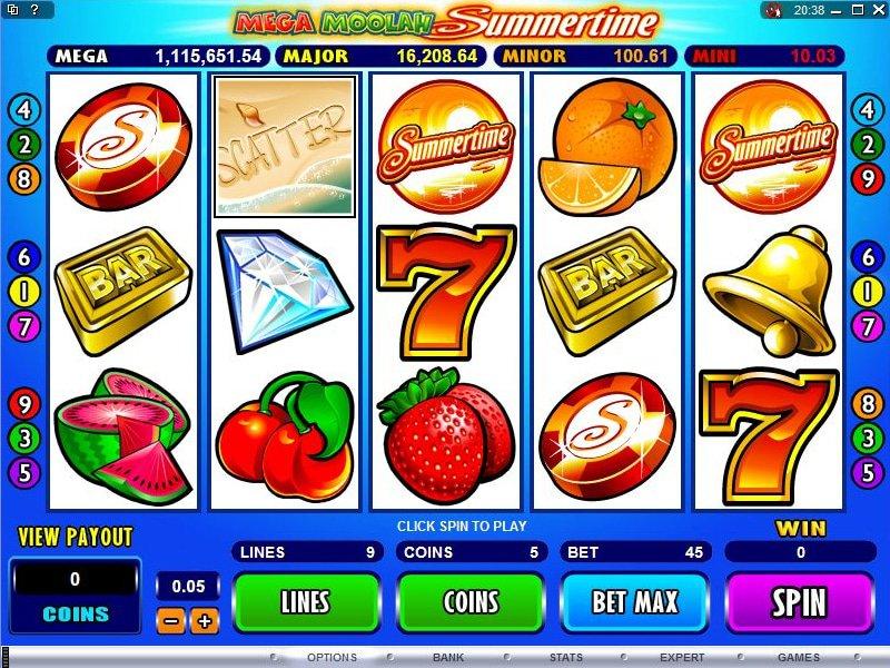 Casino X - apercu de logiciel