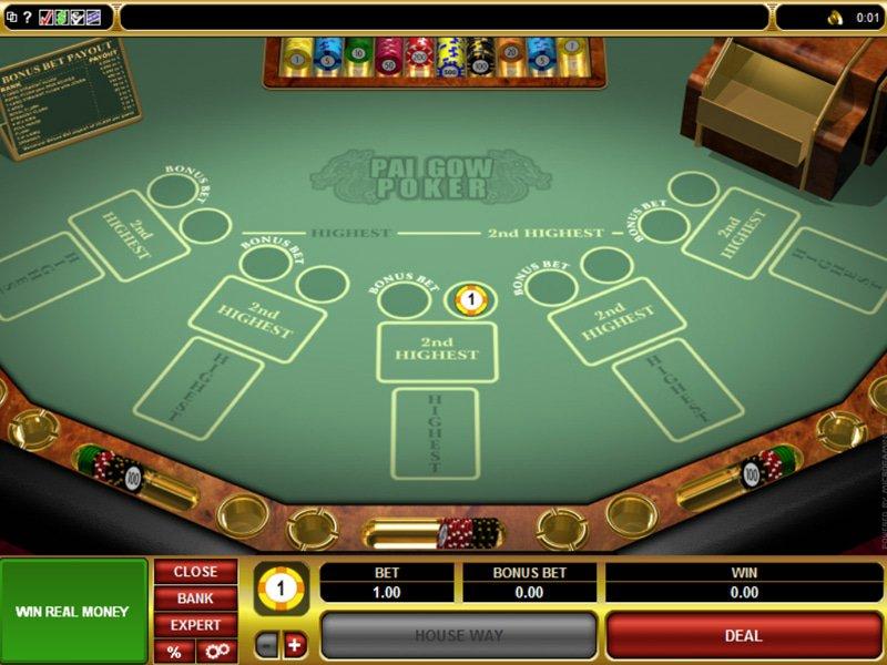 Club Casino - apercu de logiciel