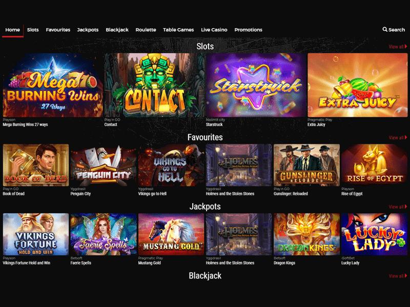Fatboss Casino - apercu de logiciel