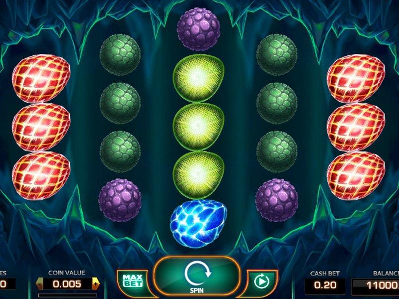 Free Spins Casino - apercu de logiciel