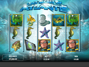Lost Secret of Atlantis - apercu