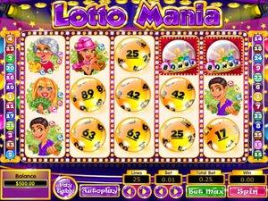 Lotto Mania - apercu