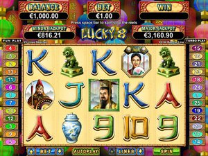 Lucky 8 - apercu
