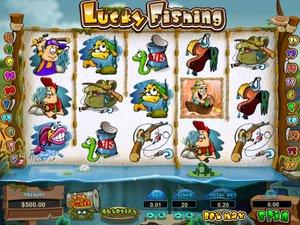 Lucky Fishing - apercu