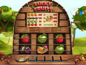 Lucky Fruits - apercu