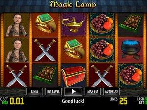 Magic Lamp HD - apercu