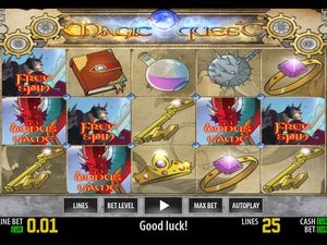 Magic Quest HD - apercu
