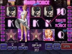 Marilyn Monroe - apercu