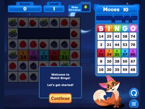Match Bingo - apercu