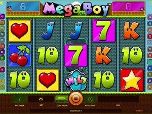 Mega Boy - apercu