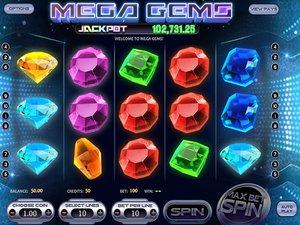 Mega Gems - apercu