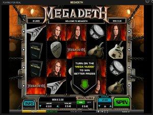 Megadeth - apercu
