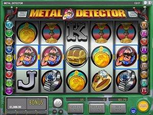 Metal Detector - apercu