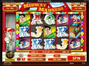 Midway Madness - apercu