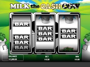 Milk the Cash Cow - apercu