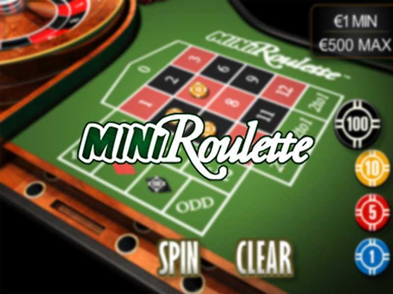 Mini Roulette - apercu