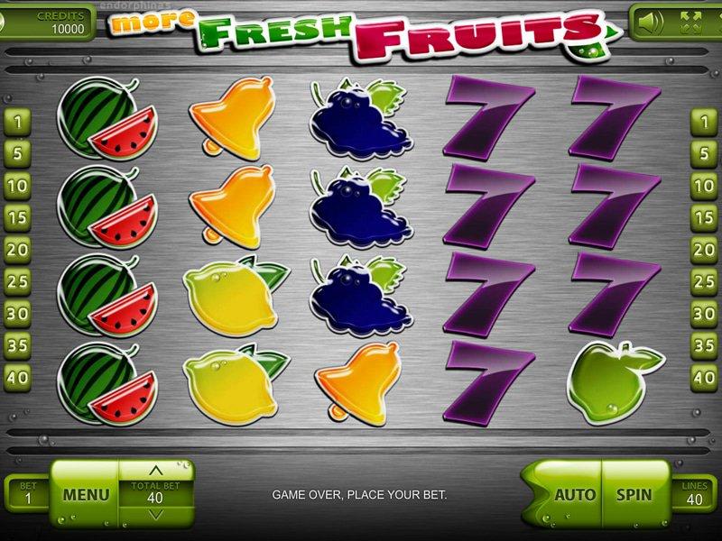 More Fresh Fruits - apercu