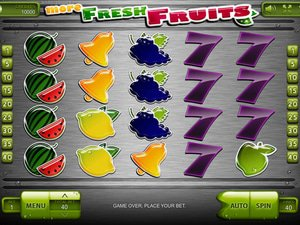 More Fresh Fruits - apercu
