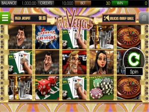 Mr. Vegas - apercu