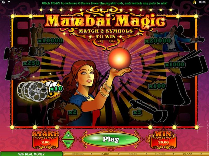 Mumbai Magic - apercu