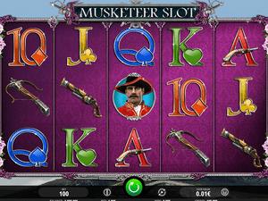 Musketeer - apercu