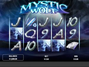 Mystic Wolf - apercu