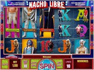 Nacho Libre - apercu