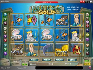 Neptunes Gold - apercu