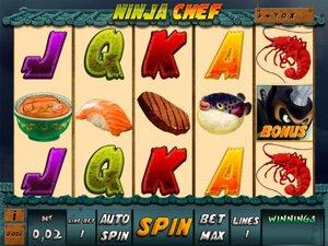 Ninja Chef - apercu