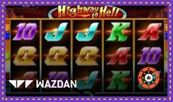 Aperçu du nouveau jeu de casino Highway to Hell Deluxe de Wazdan