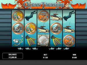 Ocean Treasure - apercu