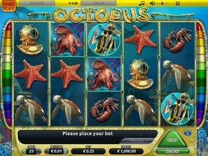 Octopus - apercu