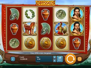 Odysseus - apercu