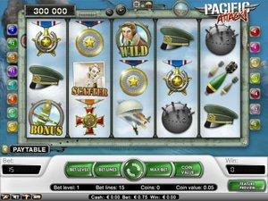 Pacific Attack - apercu