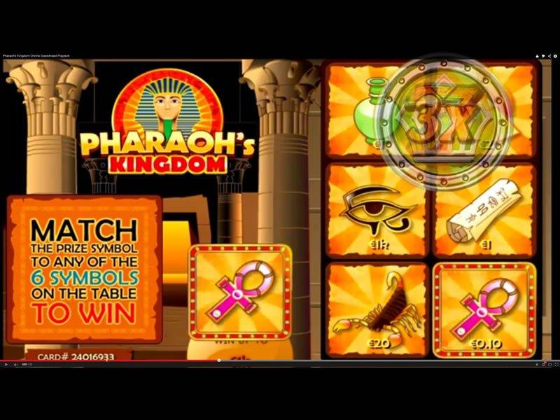 Pharaoh - apercu