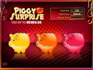 Piggy Surprise - apercu