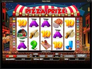 Pizza Prize - apercu