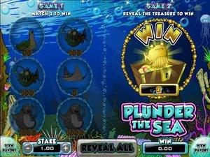 Plunder The Sea - apercu