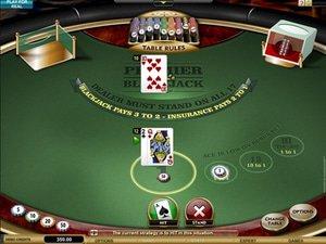 Premier Blackjack Hi Lo Gold - apercu