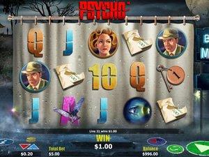 Psycho Slot - apercu